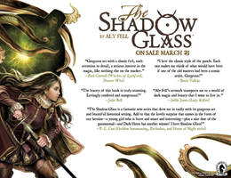 The Shadow Glass: Publication Day