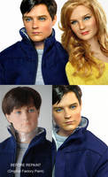 Doll Repaint - Tobey Maguire