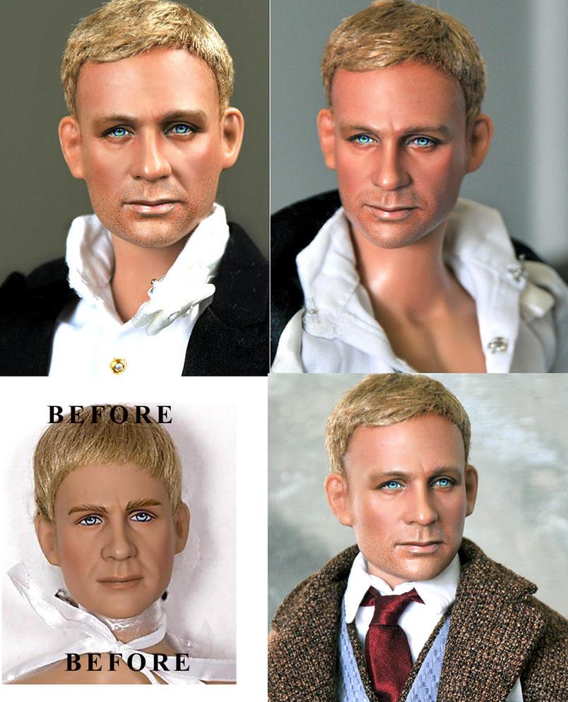 OOAK Celebrity Doll | eBay