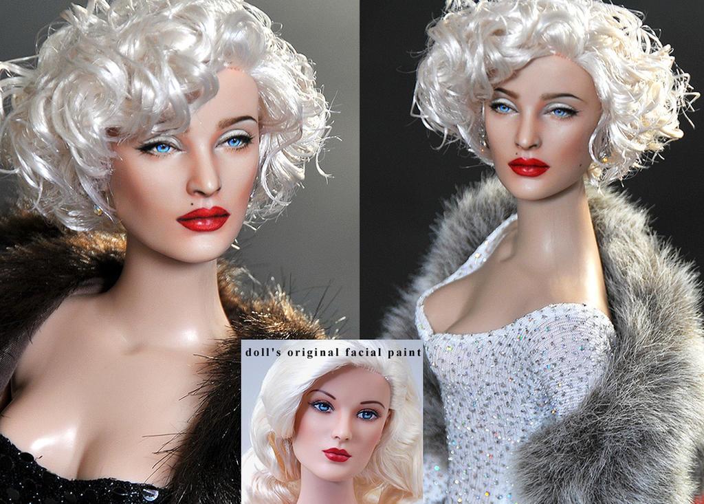 DIY Selena Gomez Custom Doll Barbie Repaint Tutorial - YouTube