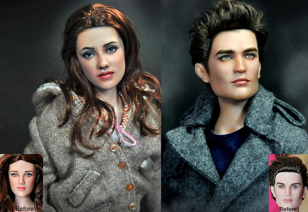 Repaint - Twilight Dolls by noeling