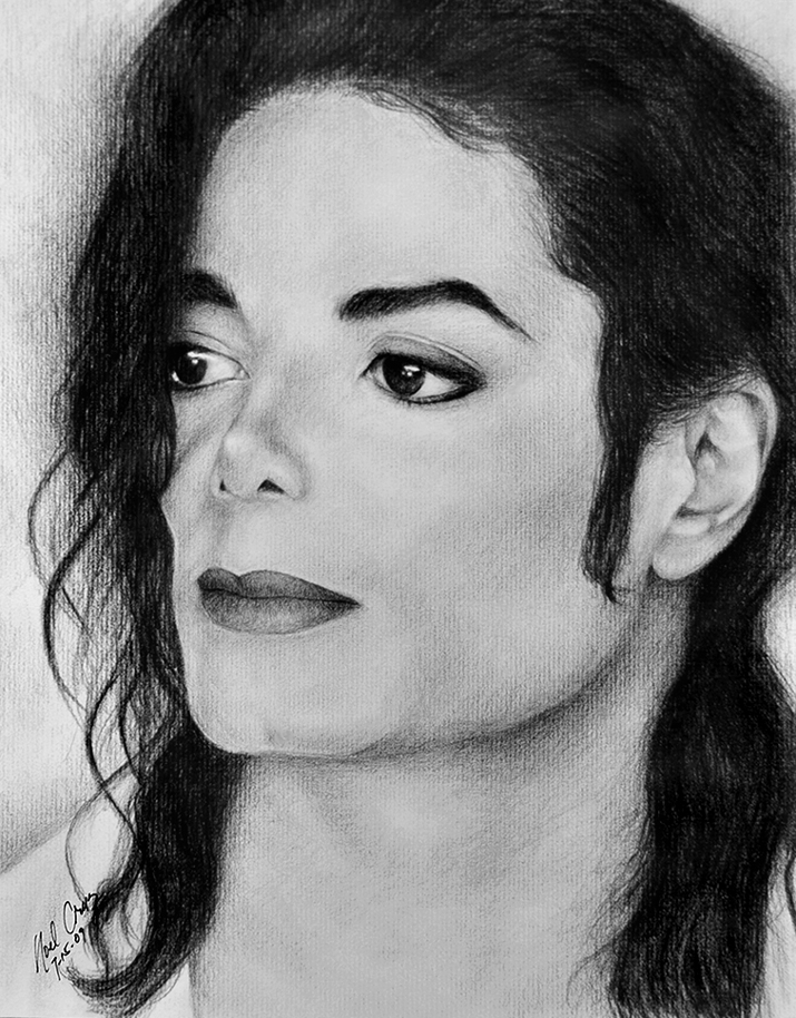Farewell, Michael Jackson by noeling on DeviantArt