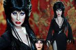 Doll Repaint - Elvira