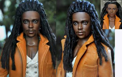 Doll Repaint Twilight Laurent