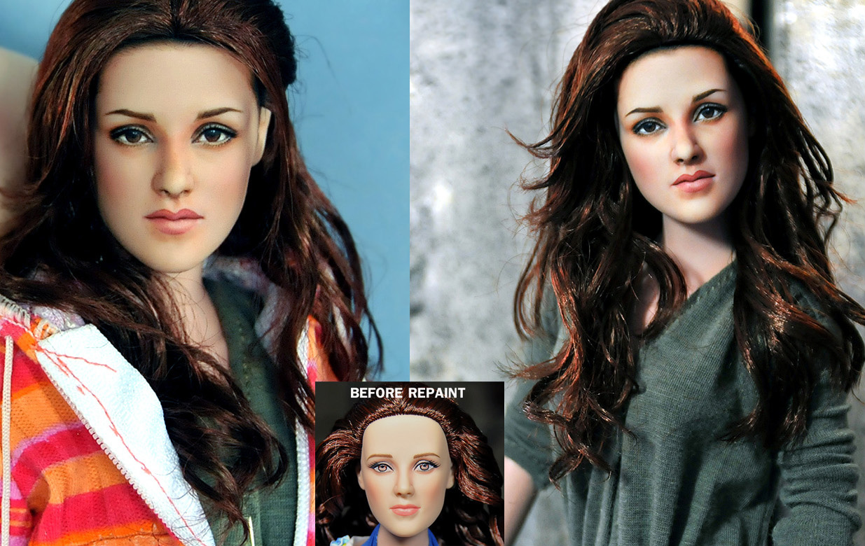 New Moon Bella Swan doll by noeling