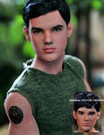 New Moon Jacob Black Doll