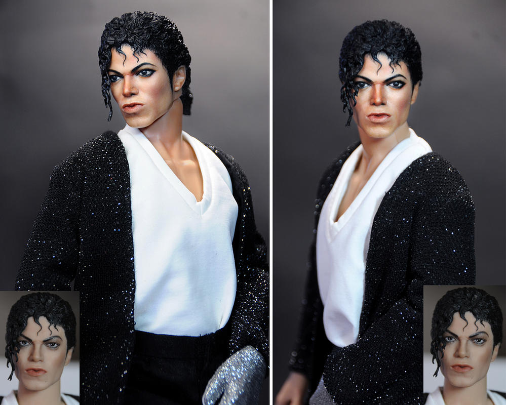 Michael Jackson -  Billie Jean by noeling