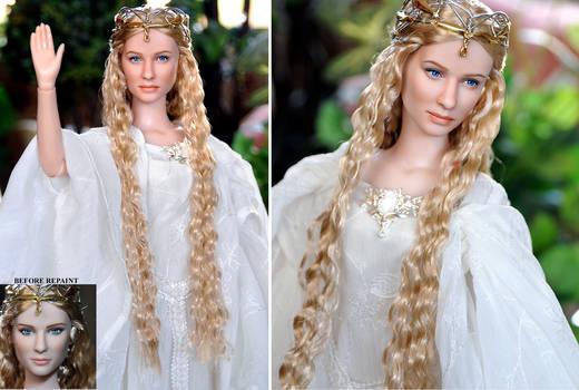 Cate Blanchett, Galadriel doll