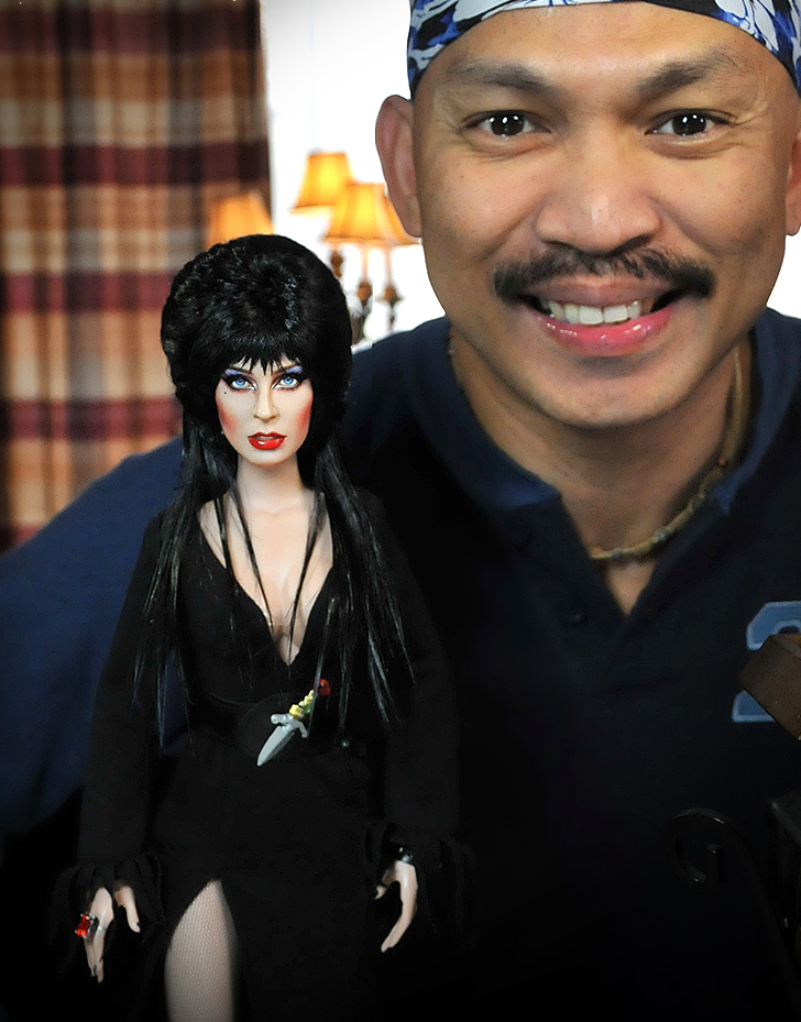I and My 'Little Elvira' by noeling