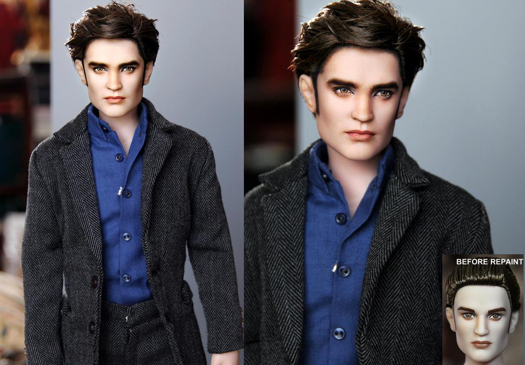 Edward Cullen New Moon doll by noeling