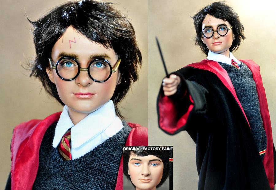 Harry Potter Daniel Radcliffe by noeling