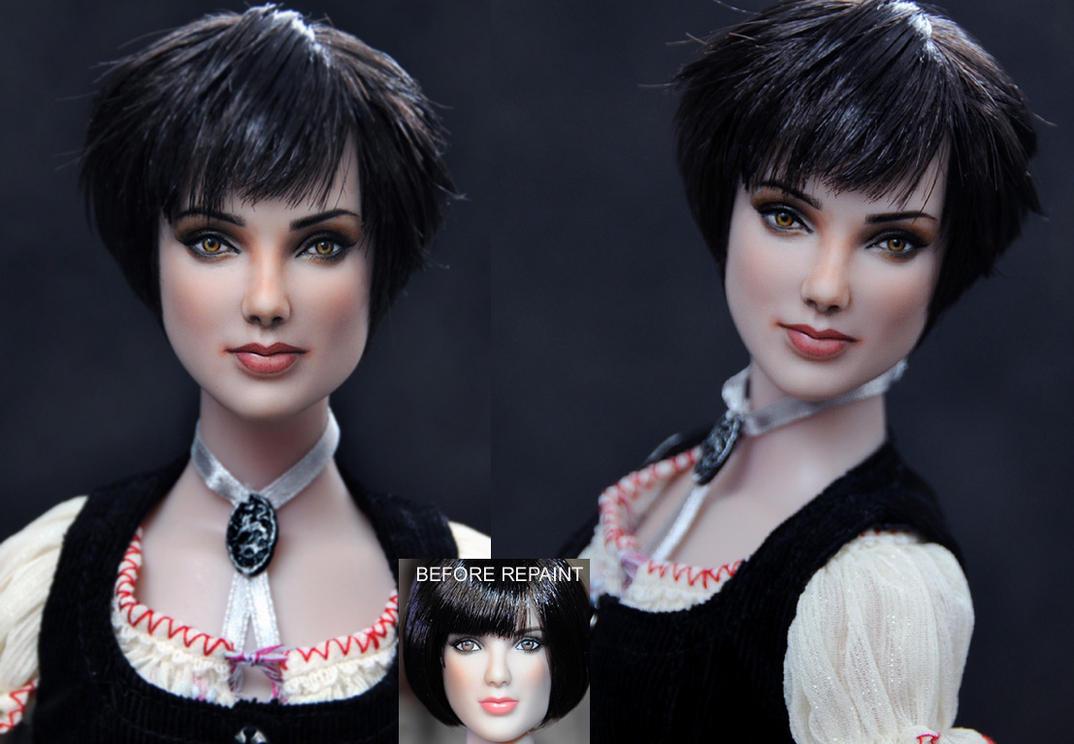 Twilight Alice Cullen doll by noeling