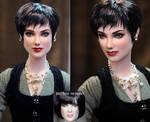 Breaking Dawn Alice Cullen doll repaint