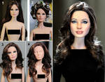 Angelina Doll Repaint Transformation