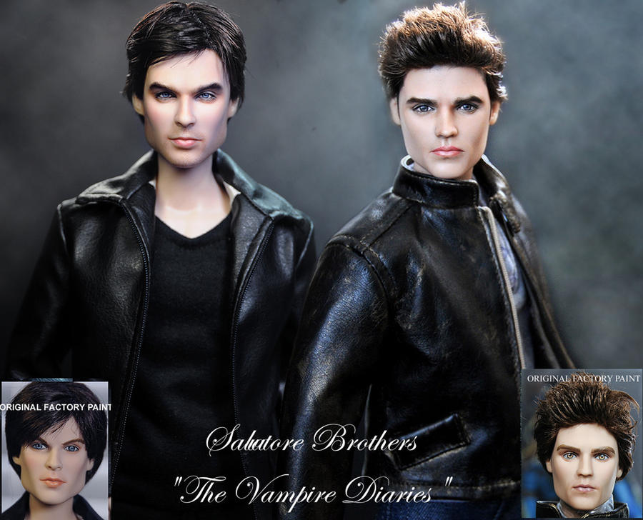 Vampire Diaries Stefan Vs Damon | www.pixshark.com ...