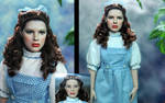 Wizard of Oz Emerald City Dorothy doll repaint