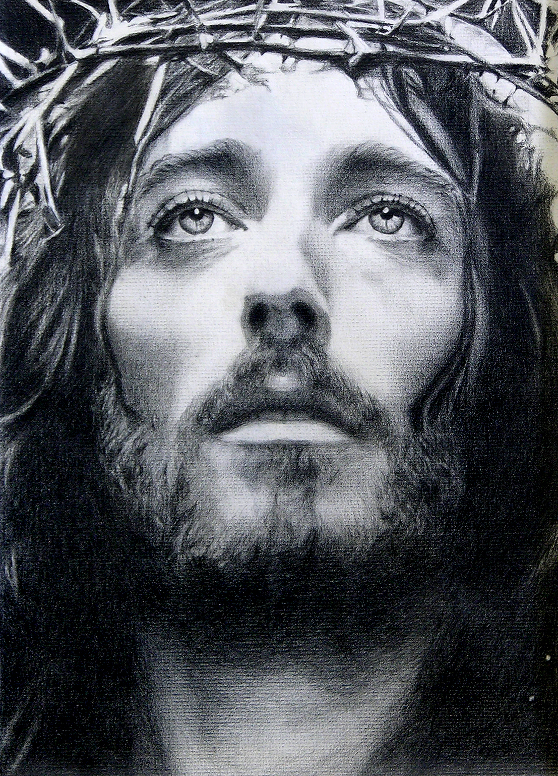 Jesus of Nazareth by noeling