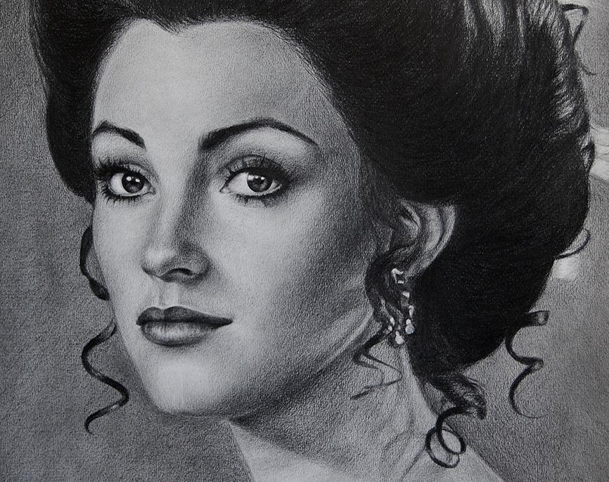 Jane Seymour Actress Young