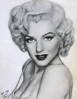 Seductive Marilyn by noeling