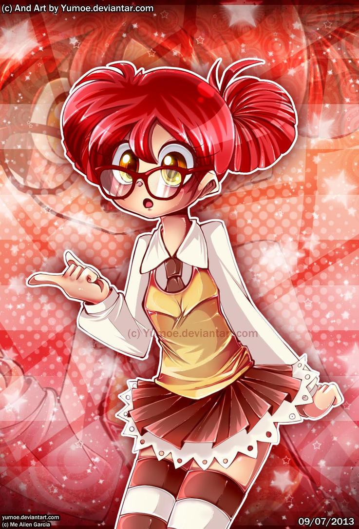 New glasses yuki? by Yumoe