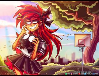 basketball? by Yumoe