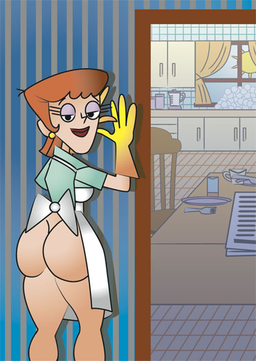 Big Ass Cartoon Mom