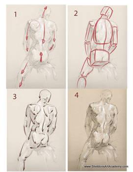 Tutorial - Figure Drawing 03