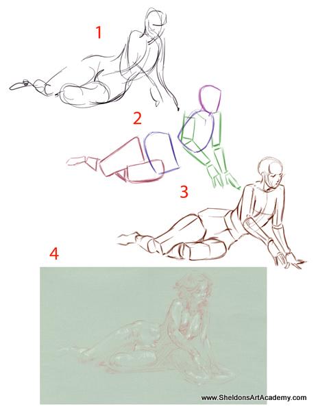 Tutorial - Figure Drawing 05 by sheldonsartacademy on DeviantArt