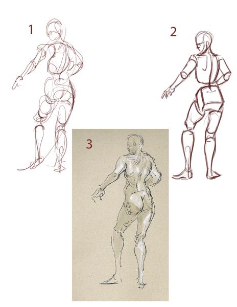 Tutorial - Figure Drawing 06 by sheldonsartacademy on DeviantArt