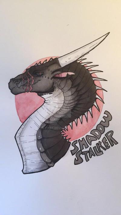 Gift? Shadow Stalker  by EJ-Art