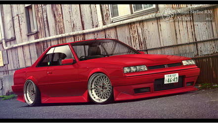 Nissan Skyline R30 by MTK85