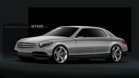 Mercedes-Benz S-Class Concept