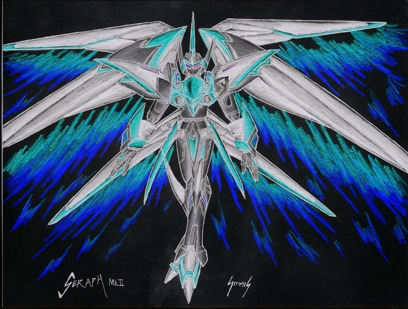 Seraph Mk II alternate colors by Sirosis