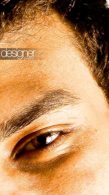 my eye by saeed33