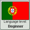 Portuguese Language Level: Beginner by JMCV29