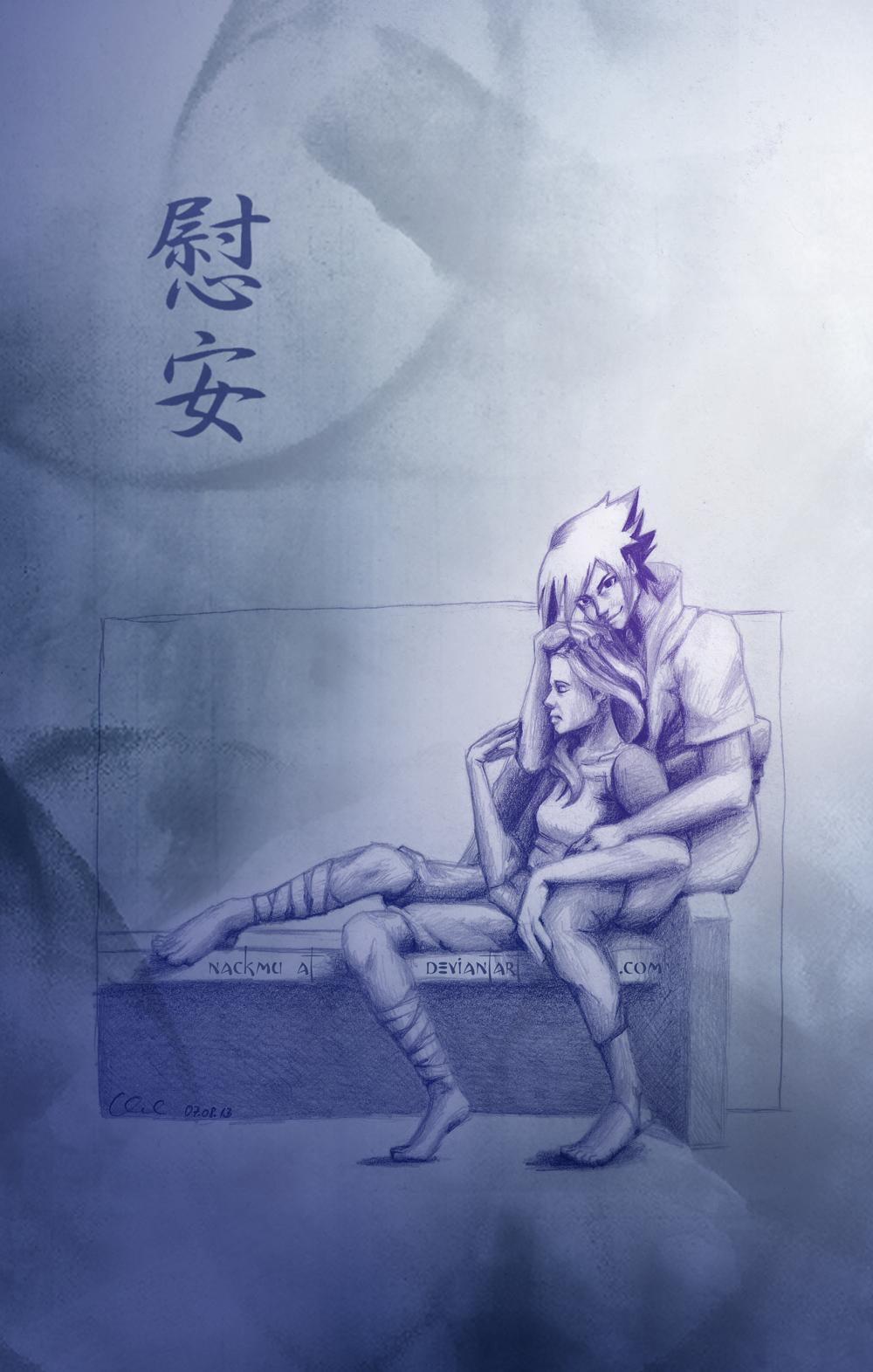 Sasuke Comfort by nackmu
