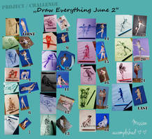 Draw Everything June 2 (FINISHED)