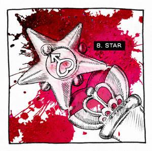 INKtober 2018 08 STAR