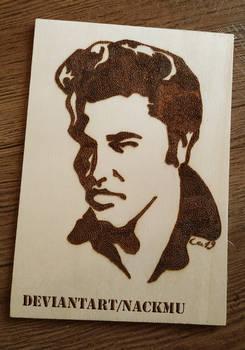 Elvis P-yrography