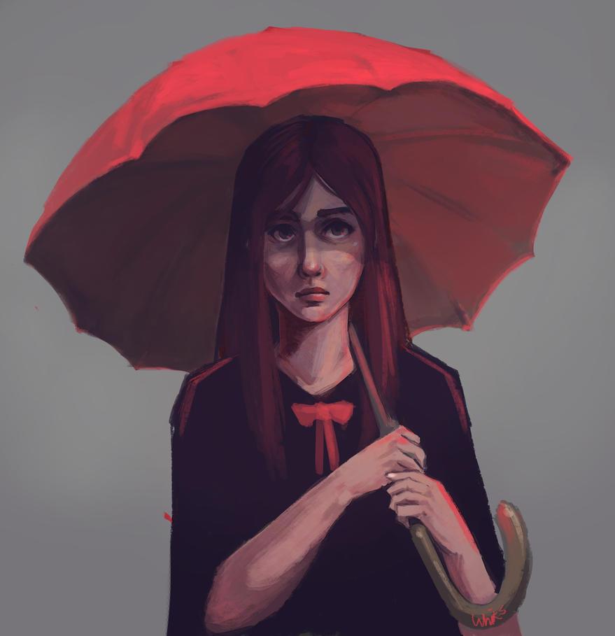 Livestream - Umbrella by digitalyear