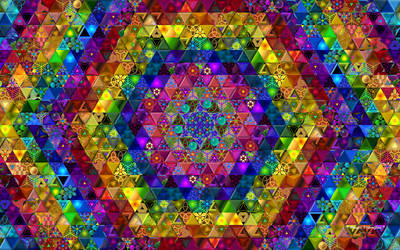 Magic Triangles 2017 pc version (windows 7, 8, 10) by 8DFineArt