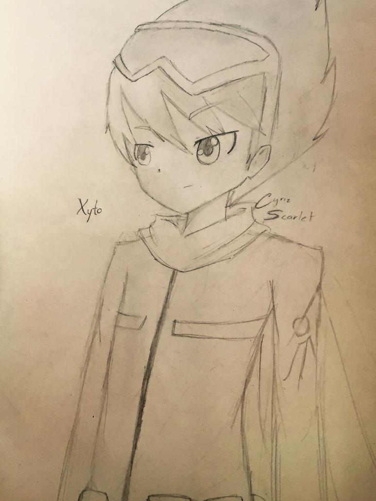 Xyto by CyrizScarlet