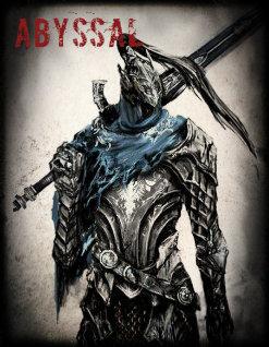 Fanfic cover art Dark Souls: Abyssal by Reaper81609