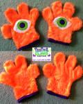 [For Sale] Halloween Eye Paws