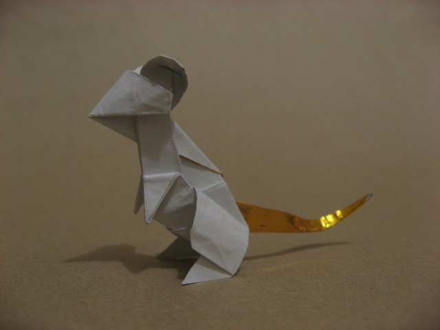 Origami Mouse By Gen H On Deviantart