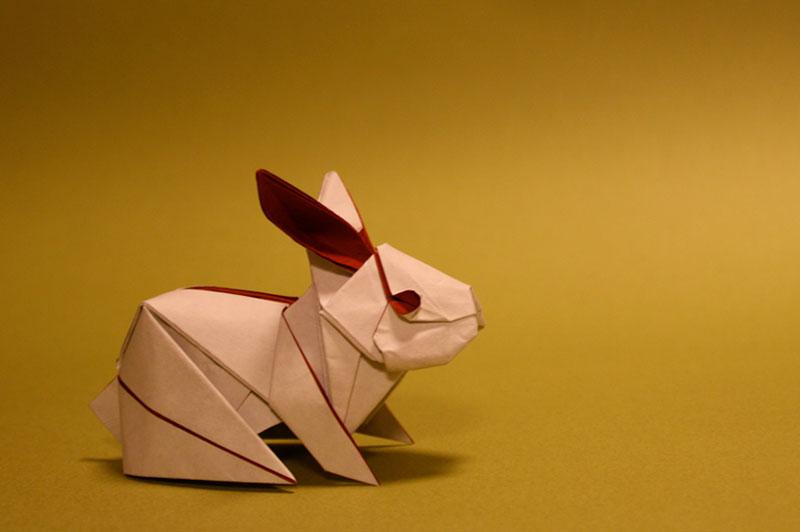 Origami Rabbit By GEN H On DeviantArt