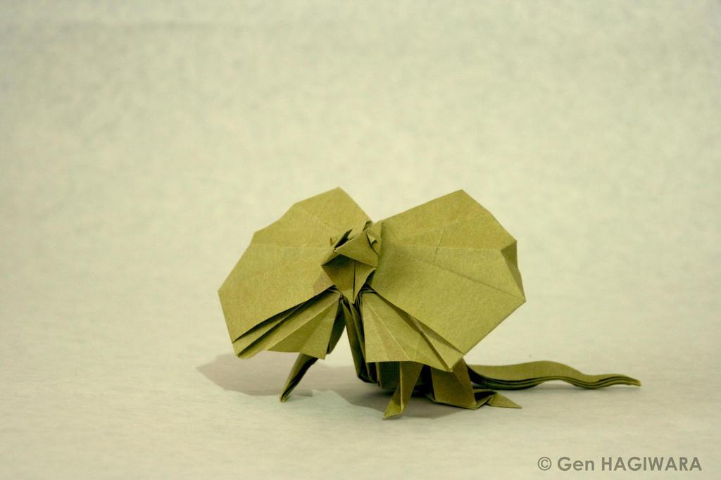 Frill-necked lizard by GEN-H