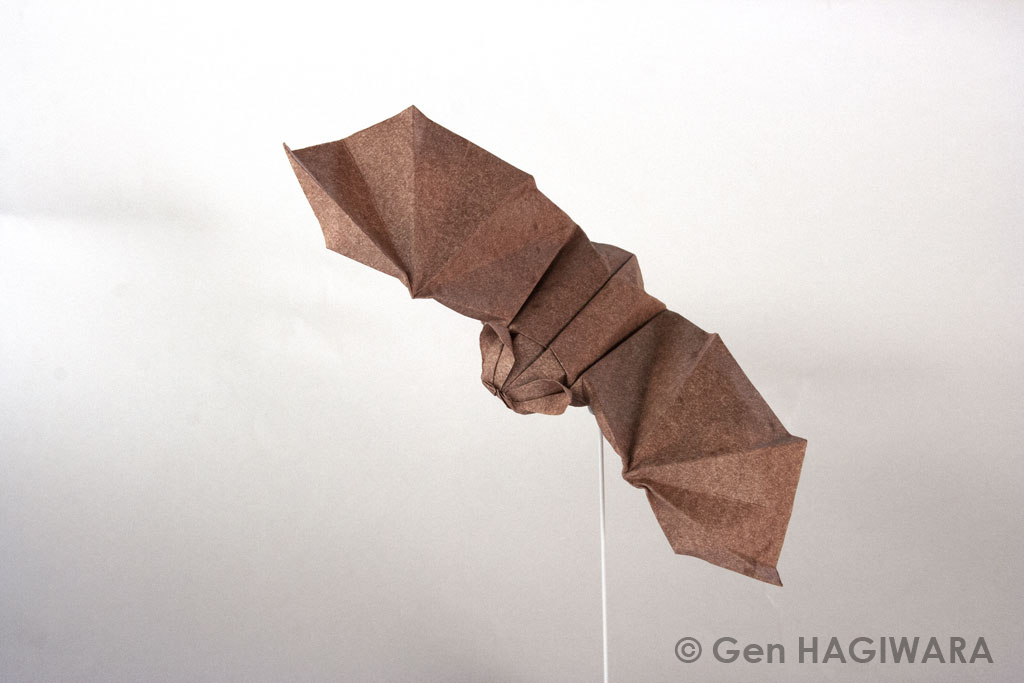 Origami Bat by GEN-H