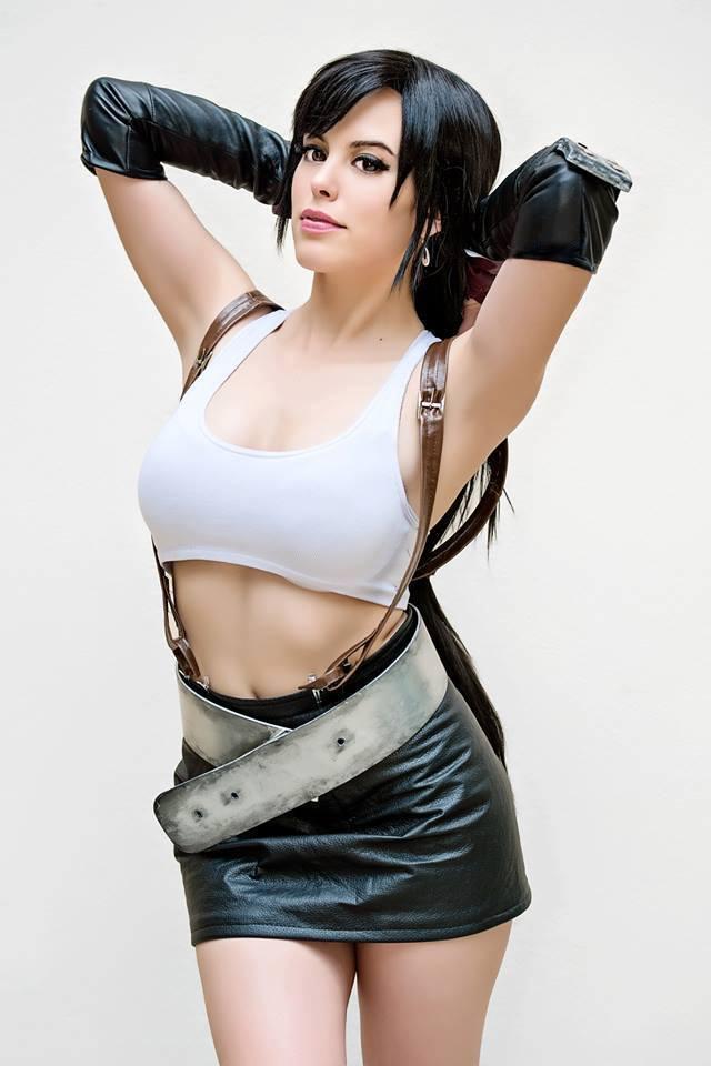 Tifa Lockhart by nadyasonika