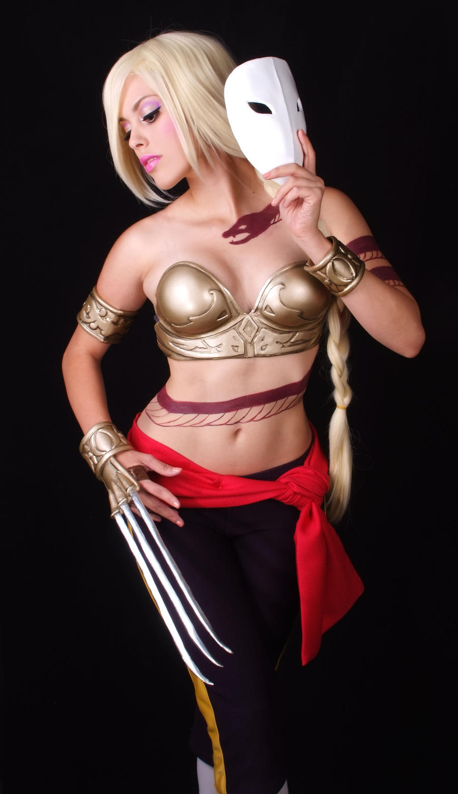 Vega Street Fighter by nadyasonika
